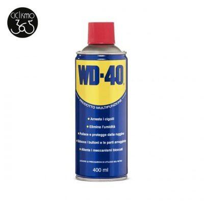 LUBRIFICANTE WD40 MULTIFUNZIONE 400ml